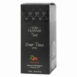 Vem Transar Over Time Excitante Masculino 17ML INTT