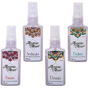 Aroma de Amor Ambientador Spray 50ml Garji