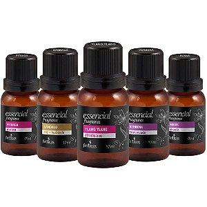 Essencial Fragrance Encantadores 17ml Feitiços