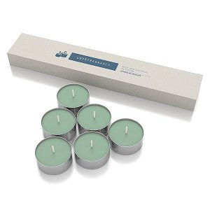 Caixa de Vela Aromatizada Love Fragrancy Citrus – 06 Unidades