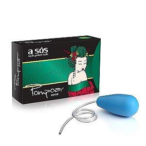 Cone para Pompoarismo na cor Azul - Peso 70g