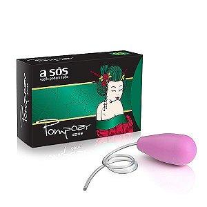 Cone para Pompoarismo na Cor Rosa - Peso 20g