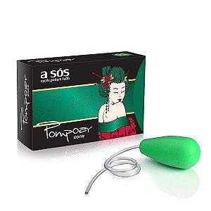 Cone para Pompoarismo na Cor Verde - Peso 57g