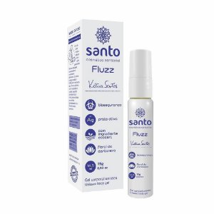 Fluzz Lubrificante Natural Kátia Santos 15g Santo