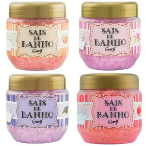 Sais de Banho Aromático 150g Garji
