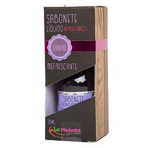 Sabonete Líquido Afrodisíaco 35ml La Pimienta