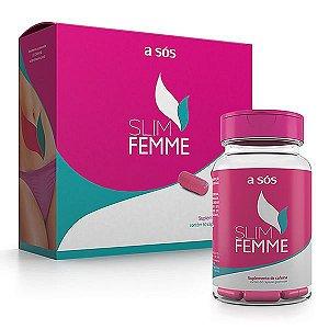 Gerenciamento de Peso Programa Saudável Slim Femme - 60 Cápsulas