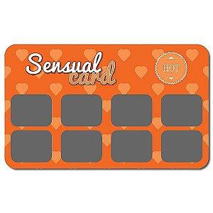 Raspadinha Sensual Card Hot – Pacote com 10 Unidades