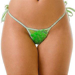 Tanga Sensual Fruit Uva Verde