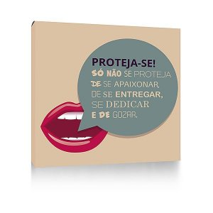 Porta Preservativo Personalizado A Sós