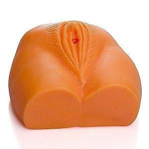 Tapa Lata em formato Corpo Vagina