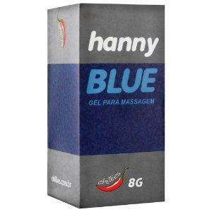 Hanny Blue Anestésico 8g Chillies