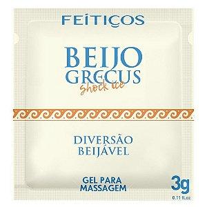 Sachê Beijo Grecus Shock Ice 3g Feitiços