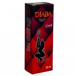 Diaba Excitante Feminino Spray 35ml Garji