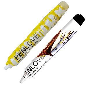 In Heaven Pen Love Caneta Comestível 20g Intt