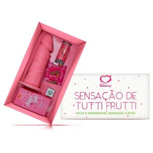 Kit Sensação de Tutti Frutti Sexy Fantasy