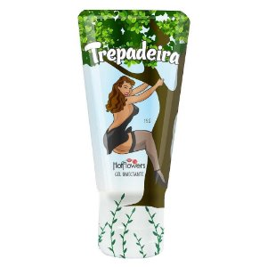 Trepadeira Excitante Feminino 15g Hot Flowers