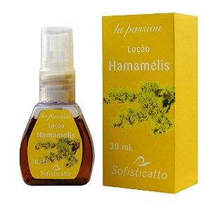 Hamamélis Adstringente Virgem de Novo 30ml Sofisticatto