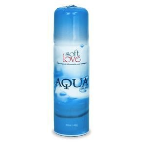Aqua Extra Luby Aerossol Oleo Siliconado 50ml Soft Love