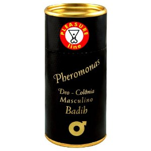 Badih Deo Colônia Masculina Pheromonas 20ml Pleasure Line