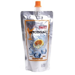 Twist Sex Maracujá Bebida Afrodisiáco 200ml Soft Love