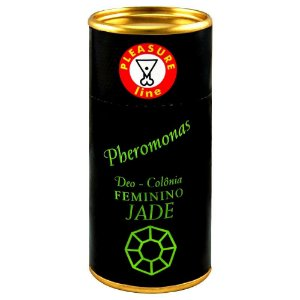 Jade Deo Colônia Feminina Pheromonas 20ml Pleasure Lin