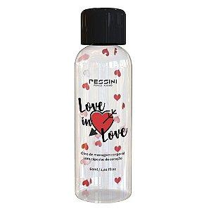 Love In Love Óleo Base de Água 60ml Pessini
