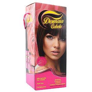 Desmaia Cabelo Kit Shampoo Valentine Hair