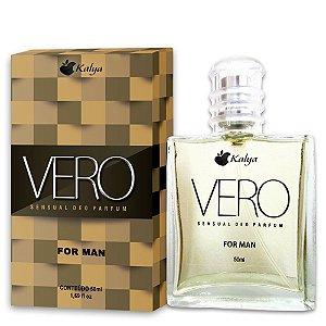 Vero Perfume Masculino 50ml Kalya