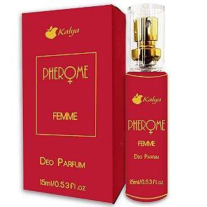 Pherome Femme Deo Colonia Feminina 15ml Kalya