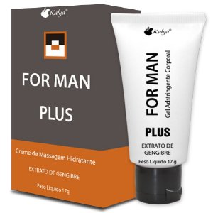 For Man Plus Excitante Masculino 17g Kalya
