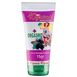 Mais Orgasmo Super Excitante 15g 40graus