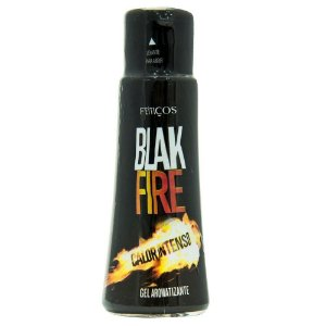 Blak Fire Calor Intenso Gel Comestível 40ml Feitiços