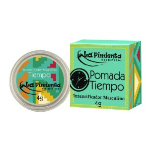 Pomada Funcional Tiempo 4g La Pimienta