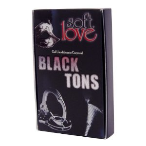 Black Tons Excitante Feminino Sachês 6g Soft Love