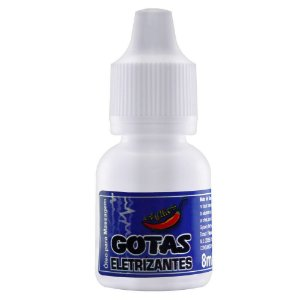 Gotas Eletrizantes 8ml Chillies