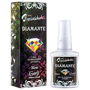 Diamante Lubrificante Vasodilatador 35ml Garj