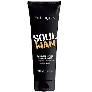 Soul Man Sabonete Íntimo Masculino 100ml Feitiços