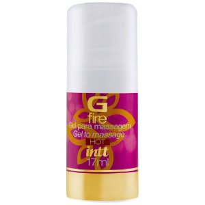 G Fire Excitante Feminino 17ml Intt