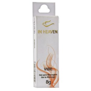 Vibe In Heaven Gel Pulsante 8g Intt