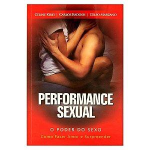 Livro Performace Sexual Celine Kirei
