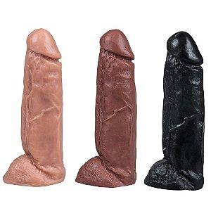 Prótese Realística Maciça Kong 17 x 4,5cm La Pimienta