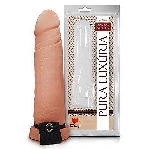 Capa Peniana Realística 16,8 x 4,6cm Sexy Fantasy