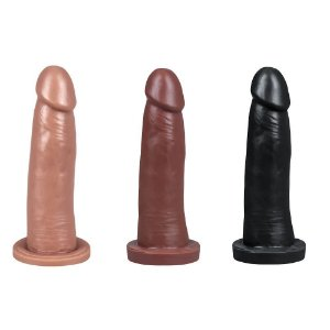 Prótese Realística Maciça 14,8 x 3,6cm La Pimienta