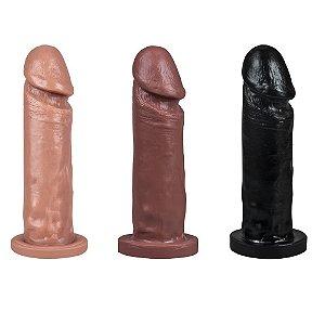 Prótese Realística Maciça 15 x 4cm La Pimienta