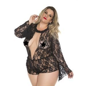 Macaquinho plus size princesa pimenta sexy