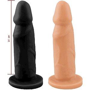 Prótese Maciça 14 x 3,6cm Sexy Fantasy
