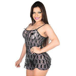 Camisola Sensual Gigi Pimenta Sexy