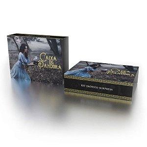 Caixa de Pandora - Kit Erótico Surpresa