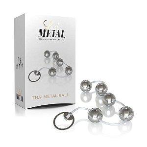 Lust Metal - Thai Metal Ball - Prata
